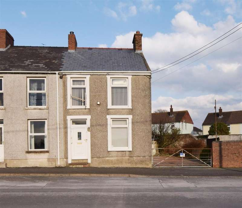 3 Bedrooms End Of Terrace House for sale in Milford Haven