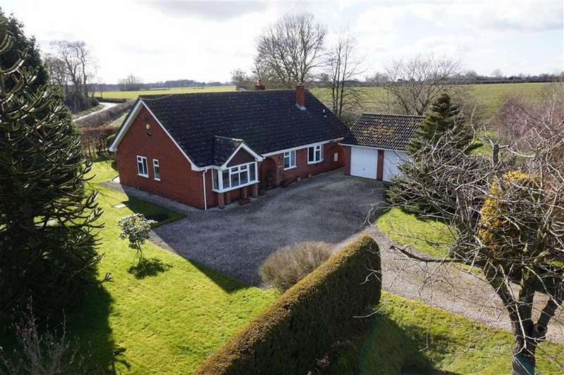 4 Bedrooms Detached House for sale in Newton Burgoland
