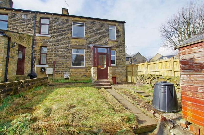 2 Bedrooms House for sale in Ashfield Terrace, Greetland, Halifax