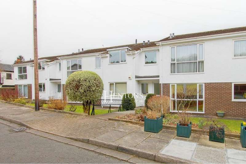 2 Bedrooms Ground Maisonette Flat for sale in Brynteg Close, Cyncoed, Cardiff
