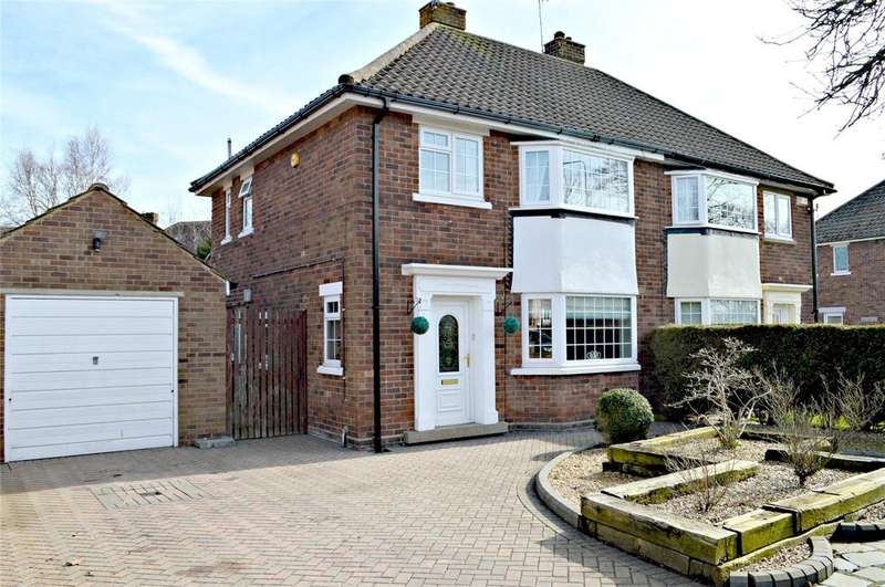 3 Bedrooms Semi Detached House for sale in Ashridge Drive, Cleethorpes, DN35