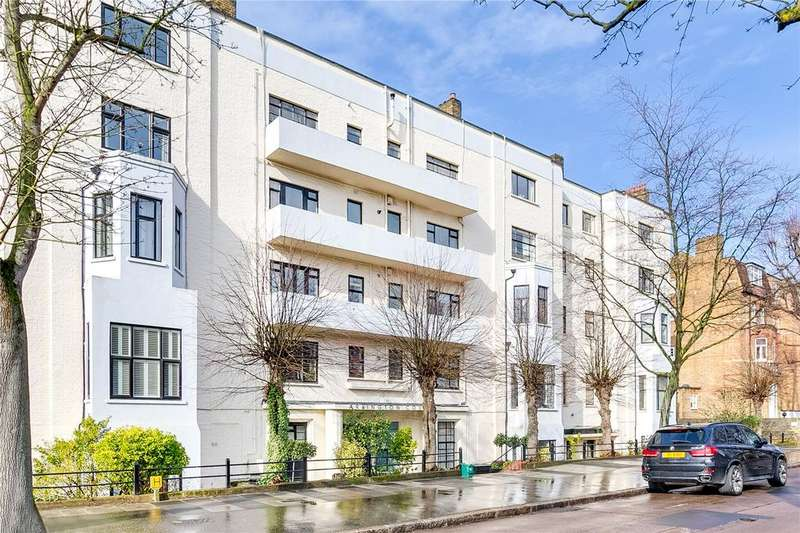 1 Bedroom Flat for sale in Arlington Court, Arlington Road, Twickenham