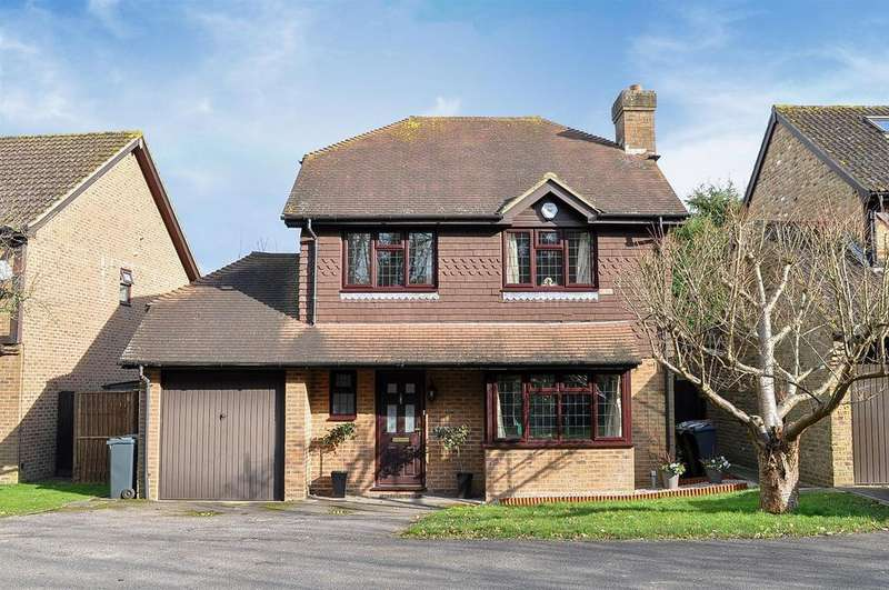 4 Bedrooms Detached House for sale in EPSOM