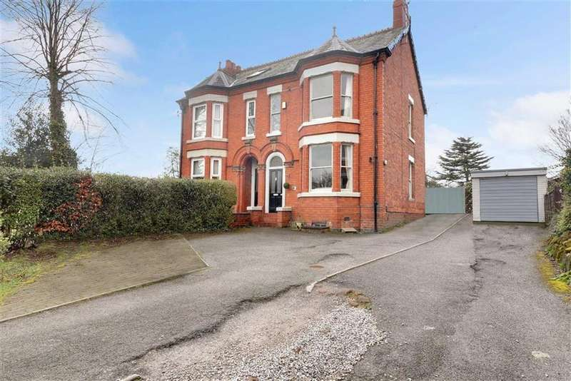 3 Bedrooms Semi Detached House for sale in Swanlow Lane, Winsford, Cheshire