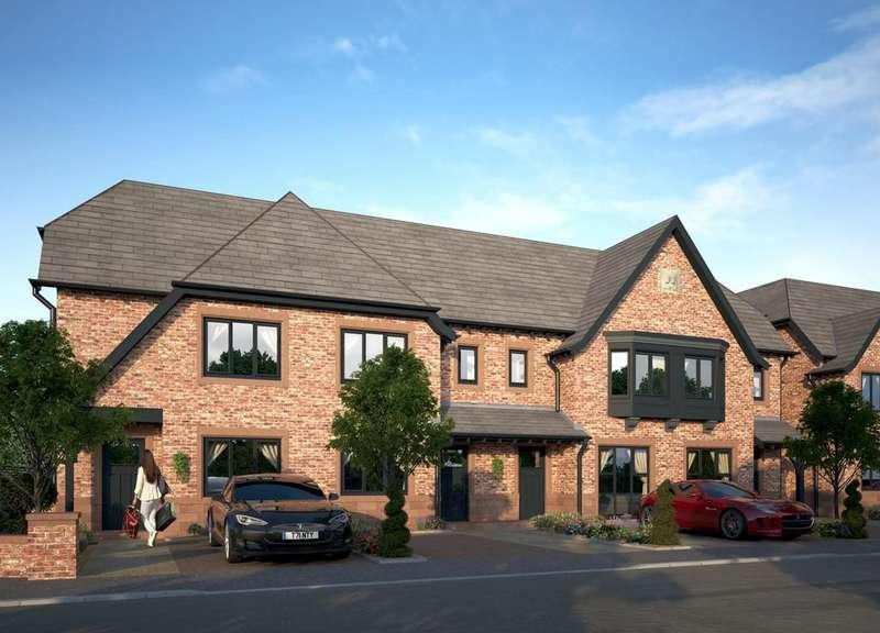 4 Bedrooms Mews House for sale in Pavilion Gardens, Moor Lane, Wilmslow