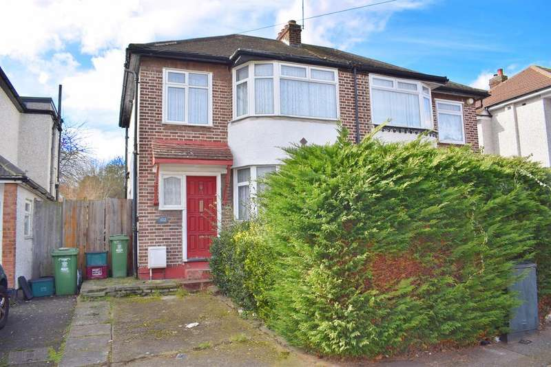 3 Bedrooms Semi Detached House for sale in Merlin Road, South Welling, Kent, DA16 2JR