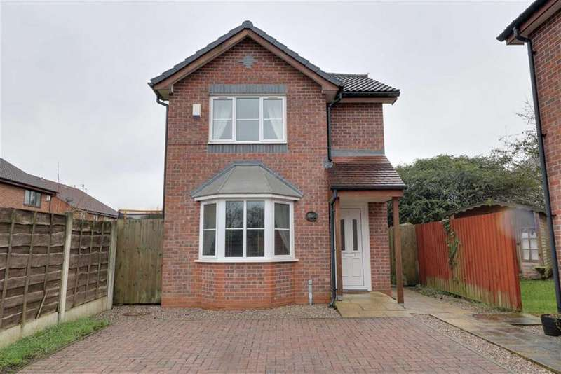 3 Bedrooms Detached House for rent in The Mews, Winsford, Cheshire