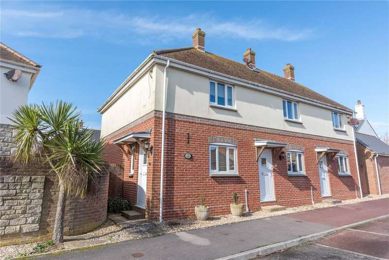 2 Bedrooms End Of Terrace House for sale in Bramble Drive, Bridport, Dorset