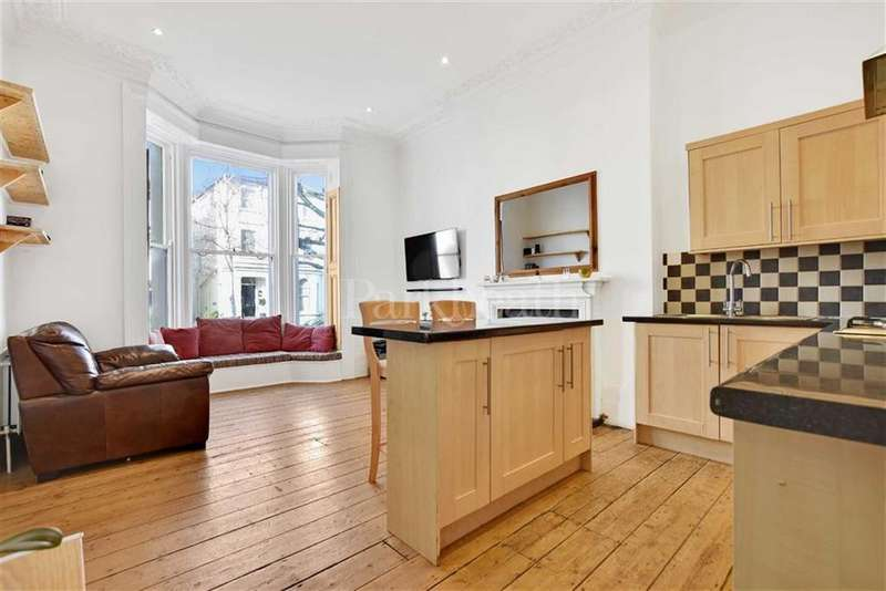 2 Bedrooms Flat for sale in Priory Terrace, South Hampstead, London