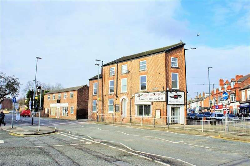 2 Bedrooms Block Of Apartments Flat for sale in Northenden Road, Sale, Manchester