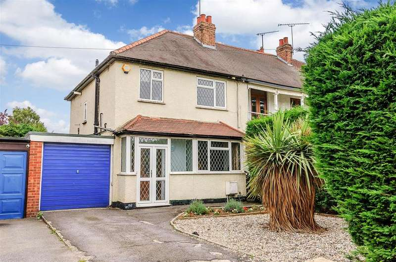 3 Bedrooms Semi Detached House for sale in Waterhouse Lane, Chelmsford