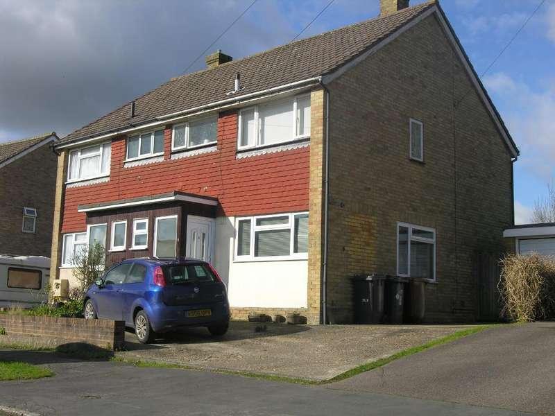 3 Bedrooms Semi Detached House for rent in Birch Way, Heathfield, TN21 8BB