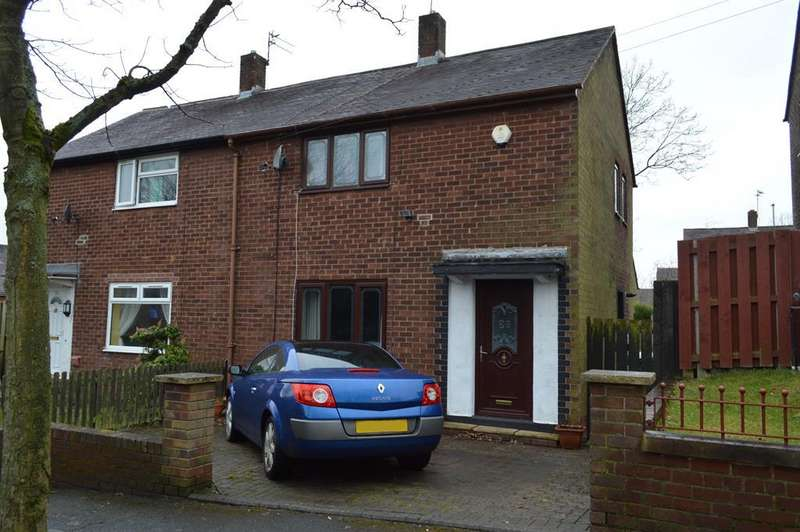 2 Bedrooms Semi Detached House for sale in Westerhill Road, Oldham, OL8 2QH