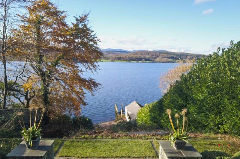 4 Bedrooms Detached House for sale in Ghyll Crag, Newby Bridge Road, Windermere, LA23 3LL