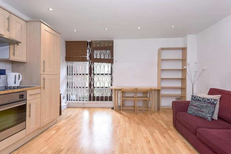 1 Bedroom Flat for sale in Mayflower Street, Rotherhithe