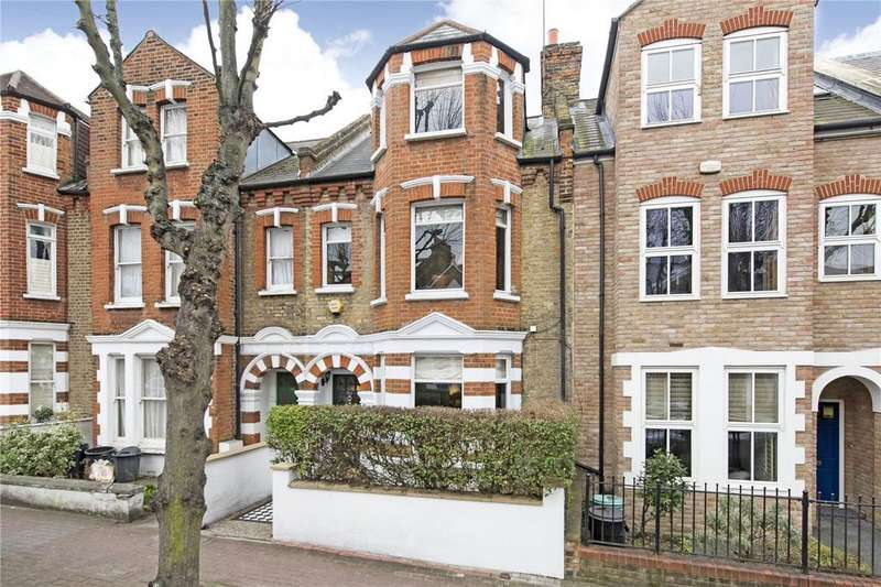 6 Bedrooms Terraced House for sale in Barmouth Road, London, SW18