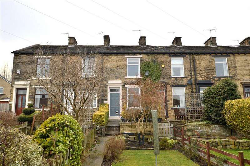 2 Bedrooms Terraced House for sale in East View Cottages, Off Priestley Gardens, Pudsey, West Yorkshire