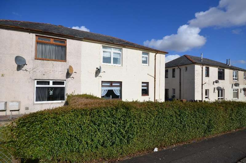 2 Bedrooms Apartment Flat for rent in Herdston Place, Cumnock, Ayrshire, KA18 1LL