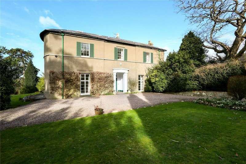 5 Bedrooms Detached House for sale in Gloucester Road, Rudgeway, Bristol, Gloucestershire, BS35
