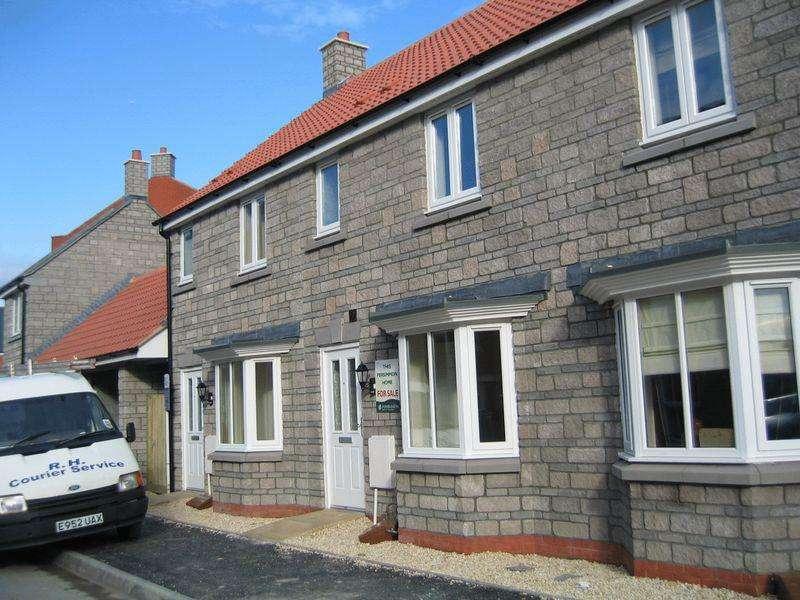 2 Bedrooms Terraced House for rent in Stroud Way, Weston Village