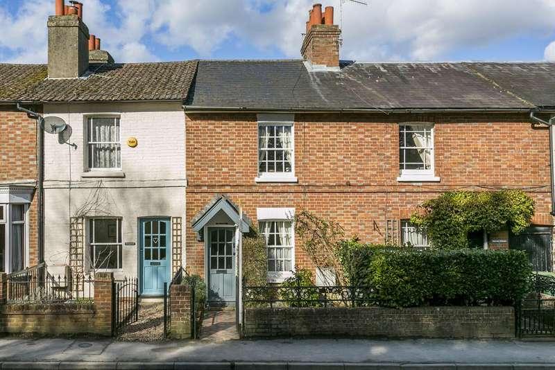 2 Bedrooms Terraced House for sale in Langton Road, Langton Green, Tunbridge Wells