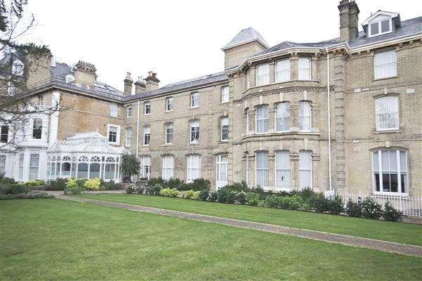 2 Bedrooms Apartment Flat for sale in Normansfield Court, 22 Langdon Park, Teddington