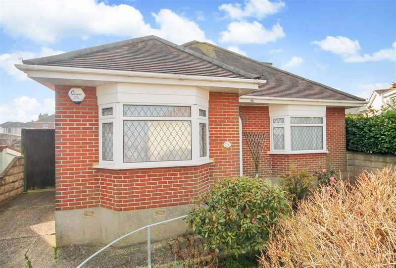 3 Bedrooms Bungalow for sale in Forest View Road, Bournemouth