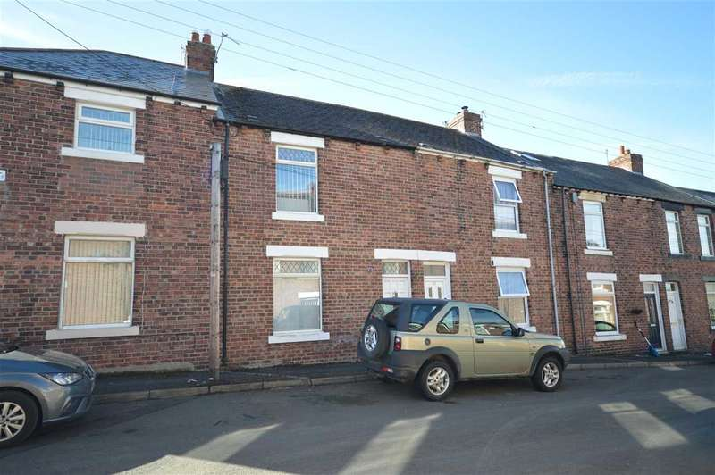2 Bedrooms Terraced House for sale in Pearson Street, Stanley