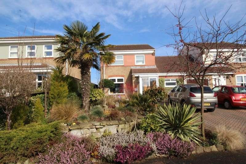 3 Bedrooms Detached House for sale in Jackson Close, Cayton, Scarborough, YO11