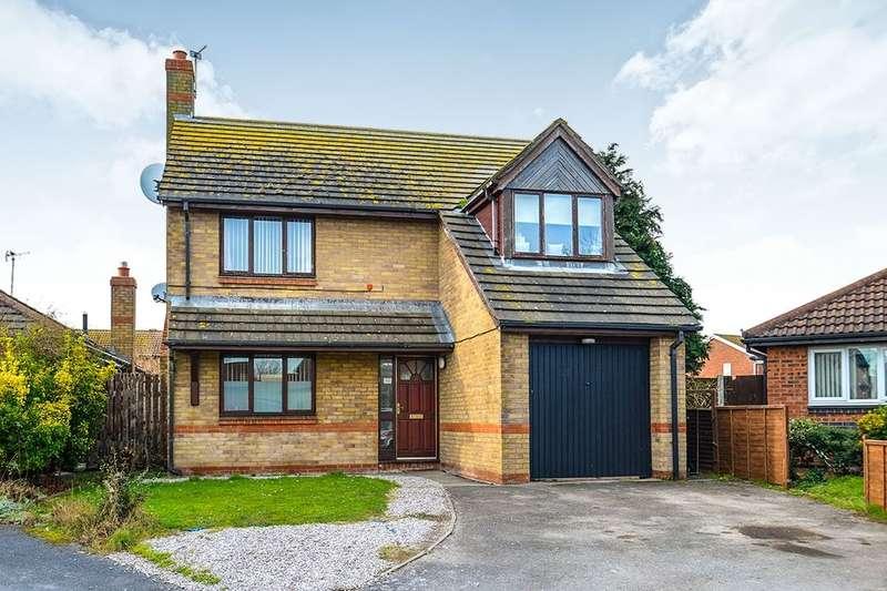 4 Bedrooms Detached House for sale in Llys Cregyn, Kinmel Bay, Rhyl, LL18