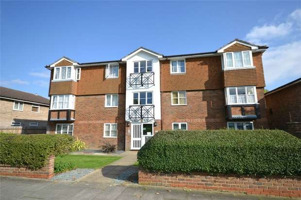 1 Bedroom Flat for sale in Jefferson Lodge, 85 Sudbury Avenue, WEMBLEY, Middlesex