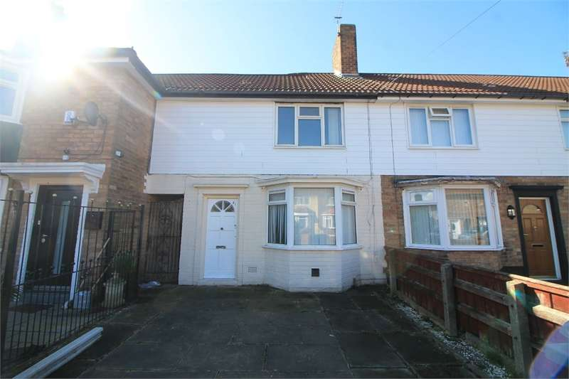 3 Bedrooms Terraced House for sale in Elstead Road, Walton, Merseyside