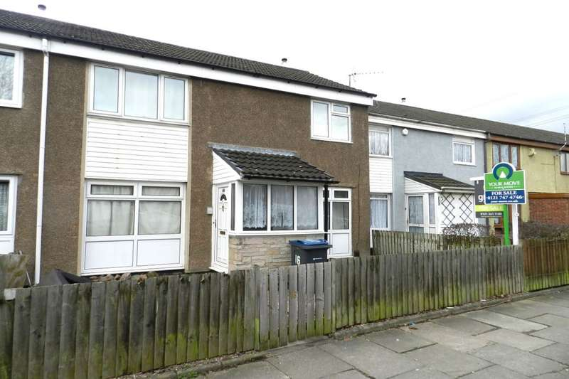 3 Bedrooms Property for sale in Chillinghome Road, Birmingham, B36