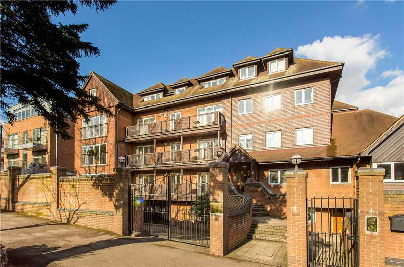 2 Bedrooms Flat for sale in Wimbledon Hill Road, London, SW19