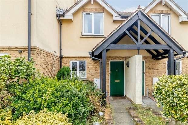 2 Bedrooms Terraced House for sale in Woodside Green, London