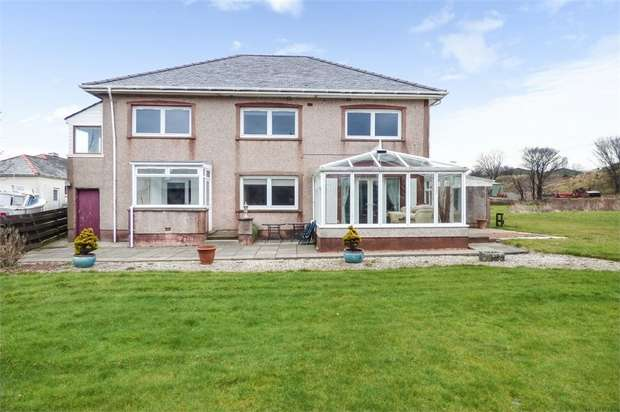6 Bedrooms Detached House for sale in Girvan, Girvan, South Ayrshire