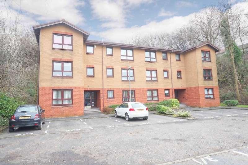 1 Bedroom Flat for sale in Woodlands Court, Old Kilpatrick, West Dunbartonshire, G60 5HH