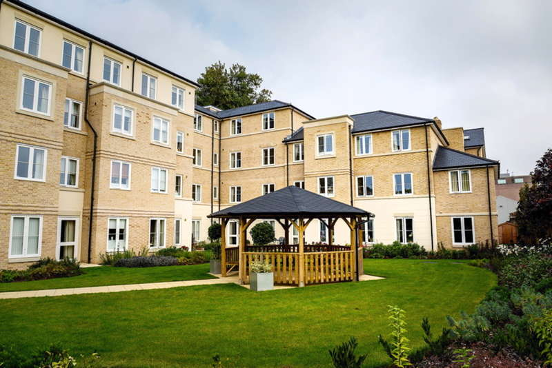1 Bedroom Apartment Flat for sale in Chelmer Lodge, New London Road, Chelmsford, CM2