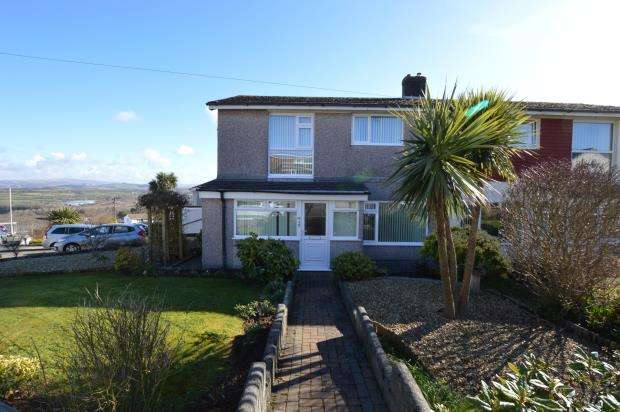 3 Bedrooms Semi Detached House for sale in Dunstone Lane, Elburton, Plymouth, Devon