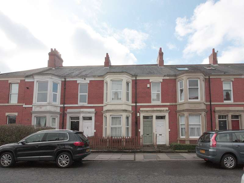 2 Bedrooms Apartment Flat for sale in Lodore Road, Newcastle Upon Tyne