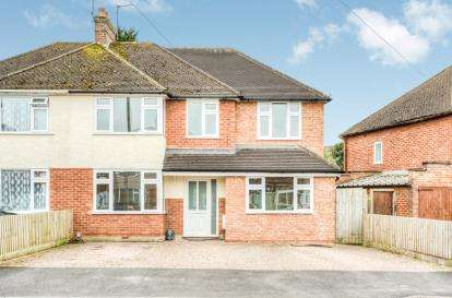 4 Bedrooms Semi Detached House for sale in Whitmore Road, Whitnash, Leamington Spa, Warwickshire