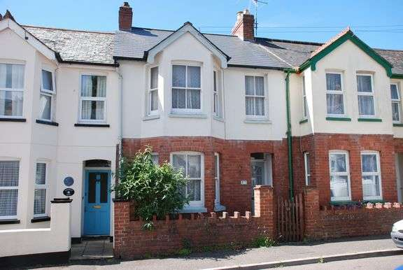 3 Bedrooms Terraced House for rent in Lymebourne Avenue, Sidmouth
