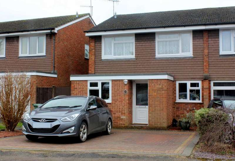 3 Bedrooms Semi Detached House for sale in 3 DOUBLE BED SEMI in this SOUGHT AFTER LOCATION.