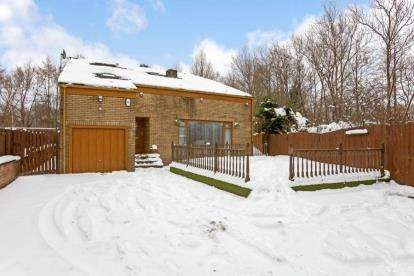 4 Bedrooms Detached House for sale in Braidfauld Gardens, Glasgow, Lanarkshire