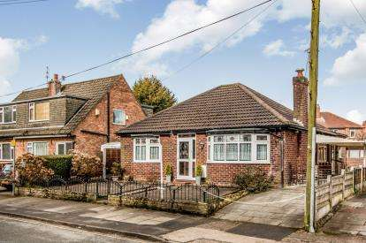 2 Bedrooms Bungalow for sale in Alma Road, Sale, Greater Manchester