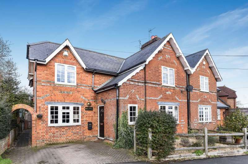 4 Bedrooms Semi Detached House for sale in Beech Lane, Earley