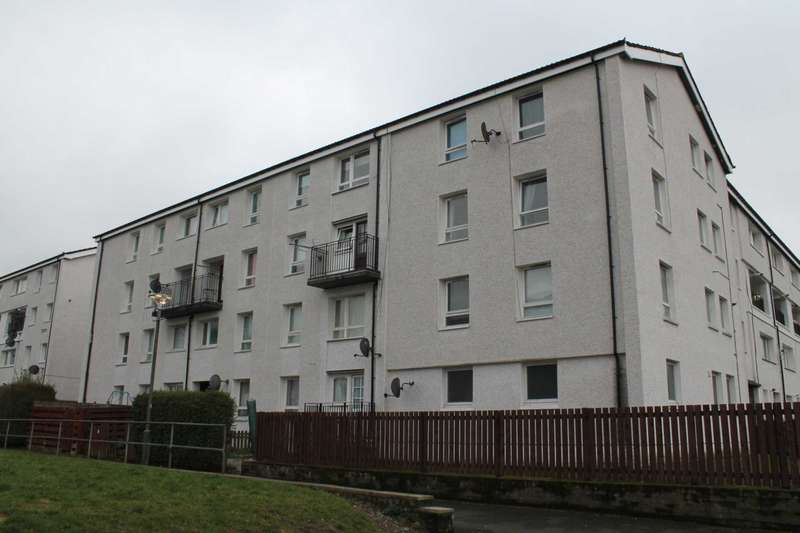 1 Bedroom Flat for rent in Kintyre Avenue, Linwood, PA3 3JD