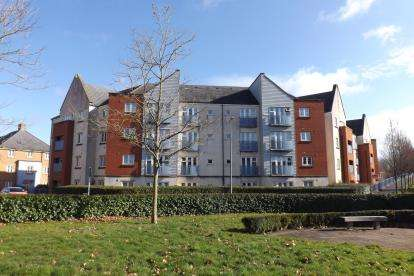 1 Bedroom Flat for sale in Arnold Road, Mangotsfield, Bristol