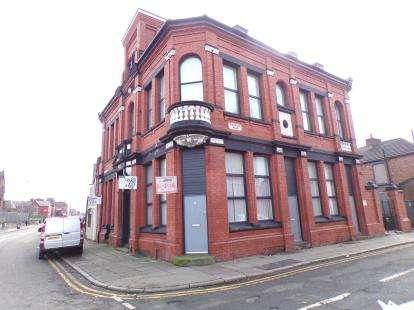 Flat for sale in Earle Road, Liverpool, Merseyside, L7