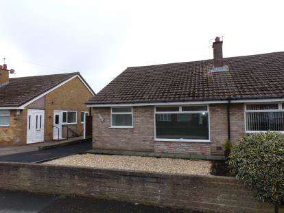 2 Bedrooms Bungalow for sale in Crowland Way, Formby, Liverpool, Merseyside, L37